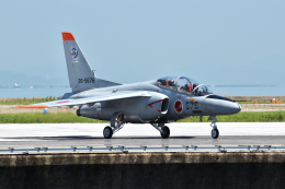 kon chanさんが、築城基地で撮影した航空自衛隊 T-4の航空フォト(飛行機 写真・画像)