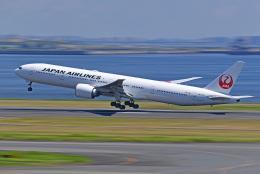 Souma2005さんが、羽田空港で撮影した日本航空 777-346/ERの航空フォト(飛行機 写真・画像)