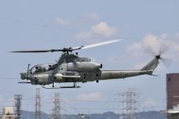 Hii82さんが、八尾空港で撮影したアメリカ海兵隊 AH-1Z Viperの航空フォト(飛行機 写真・画像)