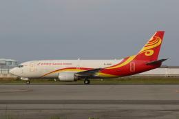 よっしぃさんが、関西国際空港で撮影した金鵬航空 737-36Q(SF)の航空フォト(飛行機 写真・画像)