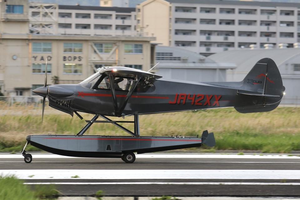 Hii82さんのニセコ・アビエーション Cub Crafters CC19-180 XCub (JA42XX) 航空フォト