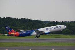 JA8037さんが、成田国際空港で撮影したエアカラン A330-941の航空フォト(飛行機 写真・画像)