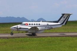 VIPERさんが、静岡空港で撮影したフランス企業所有 B200 Super King Airの航空フォト(飛行機 写真・画像)