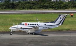 VIPERさんが、静岡空港で撮影したフランス企業所有 200 Super King Airの航空フォト(飛行機 写真・画像)
