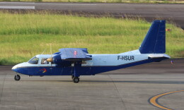 VIPERさんが、静岡空港で撮影したPixAir Survey BN-2A-26 Islanderの航空フォト(飛行機 写真・画像)