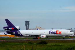 KAZKAZさんが、成田国際空港で撮影したフェデックス・エクスプレス MD-11Fの航空フォト(飛行機 写真・画像)