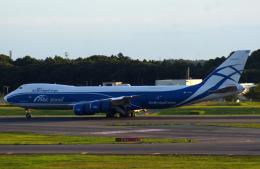 KAZKAZさんが、成田国際空港で撮影したエアブリッジ・カーゴ・エアラインズ 747-867F/SCDの航空フォト(飛行機 写真・画像)