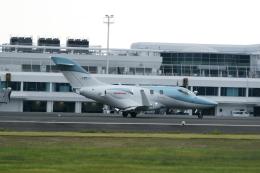 楓・瑞希さんが、鹿児島空港で撮影した日本法人所有 HA-420の航空フォト(飛行機 写真・画像)