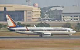hs-tgjさんが、ドンムアン空港で撮影したタイ王国空軍 737-8Z6の航空フォト(飛行機 写真・画像)