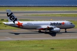 ▲®さんが、中部国際空港で撮影したジェットスター・ジャパン A320-232の航空フォト(飛行機 写真・画像)