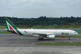 不揃いさんが、成田国際空港で撮影したアリタリア航空 A330-202の航空フォト(飛行機 写真・画像)
