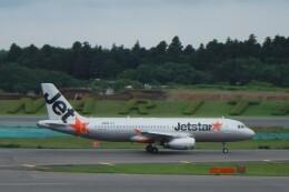 不揃いさんが、成田国際空港で撮影したジェットスター・ジャパン A320-232の航空フォト(飛行機 写真・画像)