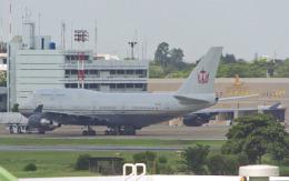 hs-tgjさんが、ドンムアン空港で撮影したブルネイ政府 747-430の航空フォト(飛行機 写真・画像)
