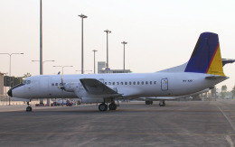 hs-tgjさんが、ドンムアン空港で撮影したプーケット航空 YS-11A-500の航空フォト(飛行機 写真・画像)