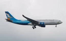 hs-tgjさんが、ドンムアン空港で撮影したカタール航空 A330-202の航空フォト(飛行機 写真・画像)