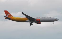 hs-tgjさんが、ドンムアン空港で撮影したカタール航空 A330-302の航空フォト(飛行機 写真・画像)