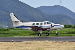 Gambardierさんが、岡南飛行場で撮影した日本法人所有 T303 Crusaderの航空フォト(飛行機 写真・画像)