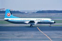 パール大山さんが、羽田空港で撮影した全日空 YS-11A-213の航空フォト(飛行機 写真・画像)