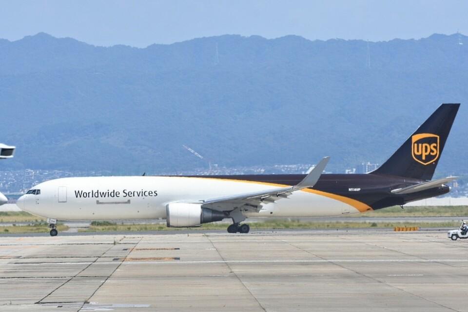 M.TさんのUPS航空 Boeing 767-300 (N316UP) 航空フォト