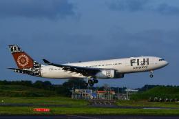 チョロ太さんが、成田国際空港で撮影したフィジー・エアウェイズ A330-243の航空フォト(飛行機 写真・画像)