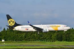 チョロ太さんが、成田国際空港で撮影したMIATモンゴル航空 737-8CXの航空フォト(飛行機 写真・画像)