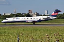 Soutaさんが、伊丹空港で撮影したアイベックスエアラインズ CL-600-2C10(CRJ-702ER)の航空フォト(飛行機 写真・画像)