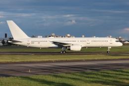 シン・マリオ先輩さんが、横田基地で撮影したアメリカ空軍 C-32B(757-23A)の航空フォト(飛行機 写真・画像)