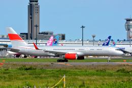 アルビレオさんが、成田国際空港で撮影したジェットマジック 757-23Aの航空フォト(飛行機 写真・画像)