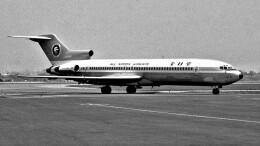 ハミングバードさんが、名古屋飛行場で撮影した全日空 727-281の航空フォト(飛行機 写真・画像)