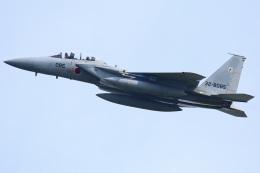 ちゅういちさんが、小松空港で撮影した航空自衛隊 F-15DJ Eagleの航空フォト(飛行機 写真・画像)