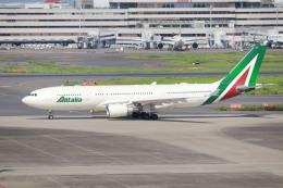 HYF 350さんが、羽田空港で撮影したアリタリア航空 A330-202の航空フォト(飛行機 写真・画像)