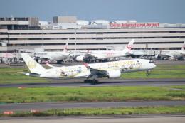 HYF 350さんが、羽田空港で撮影した日本航空 A350-941の航空フォト(飛行機 写真・画像)