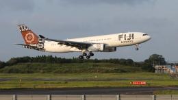 raichanさんが、成田国際空港で撮影したフィジー・エアウェイズ A330-243の航空フォト(飛行機 写真・画像)