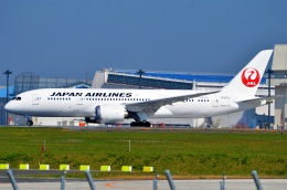 amagoさんが、成田国際空港で撮影した日本航空 787-8 Dreamlinerの航空フォト(飛行機 写真・画像)