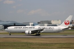 なかすぃ~さんが、伊丹空港で撮影した日本航空 767-346/ERの航空フォト(飛行機 写真・画像)