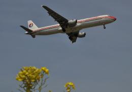 チャーリーマイクさんが、福岡空港で撮影した中国東方航空 A321-211の航空フォト(飛行機 写真・画像)