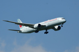 rangeroverさんが、成田国際空港で撮影したエア・カナダ 787-9の航空フォト(飛行機 写真・画像)