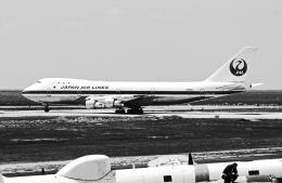 A-330さんが、那覇空港で撮影した日本航空 747-146の航空フォト(飛行機 写真・画像)