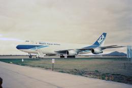 KOMAKIYAMAさんが、アバロン空港で撮影した日本貨物航空 747-281F/SCDの航空フォト(飛行機 写真・画像)