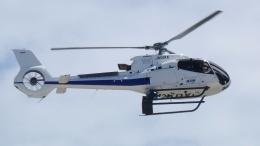 航空見聞録さんが、神戸空港で撮影した日本法人所有 EC130T2 (H130)の航空フォト(飛行機 写真・画像)