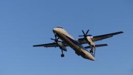 ケイエスワルツオーさんが、福岡空港で撮影したANAウイングス DHC-8-402Q Dash 8の航空フォト(飛行機 写真・画像)