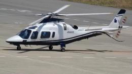 航空見聞録さんが、神戸空港で撮影した日本法人所有 A109E Powerの航空フォト(飛行機 写真・画像)
