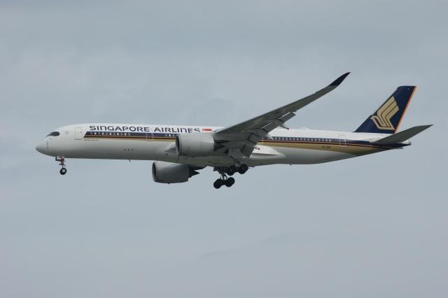 シンガポール・チャンギ国際空港 - Singapore Changi International Airport [SIN/WSSS]で撮影されたシンガポール・チャンギ国際空港 - Singapore Changi International Airport [SIN/WSSS]の航空機写真(フォト・画像)