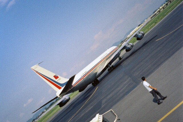 KOMAKIYAMAさんが、名古屋飛行場で撮影したチャイナエアラインの航空フォト(飛行機 写真・画像)