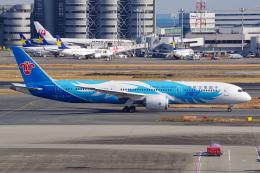 Tatsuya.Kさんが、羽田空港で撮影した中国南方航空 787-9の航空フォト(飛行機 写真・画像)