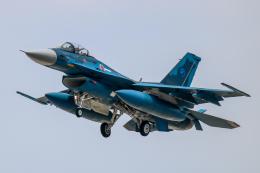 だいふくさんが、岐阜基地で撮影した航空自衛隊 F-2Aの航空フォト(飛行機 写真・画像)