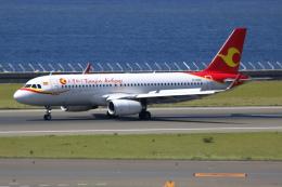 ▲®さんが、中部国際空港で撮影した天津航空 A320-232の航空フォト(飛行機 写真・画像)