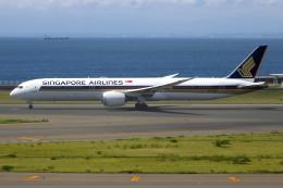 ▲®さんが、中部国際空港で撮影したシンガポール航空 787-10の航空フォト(飛行機 写真・画像)