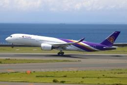 ▲®さんが、中部国際空港で撮影したタイ国際航空 A350-941の航空フォト(飛行機 写真・画像)