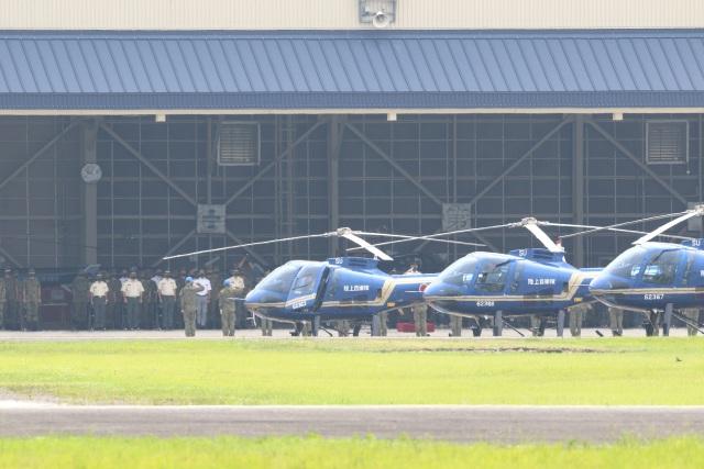 レガシィさんが、宇都宮飛行場で撮影した陸上自衛隊 TH-480Bの航空フォト(飛行機 写真・画像)